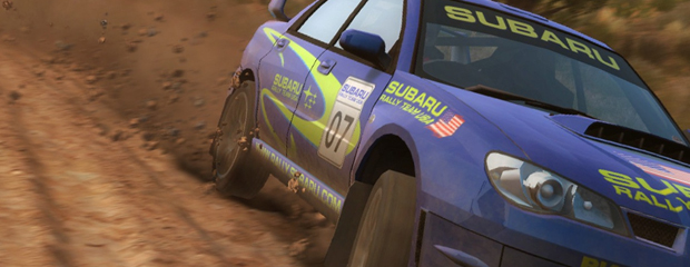 Sega Rally header