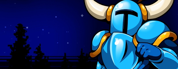 Shovel Knight header