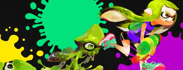 Splatoon header