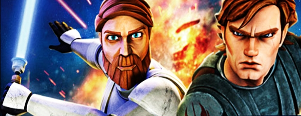 Star Wars: Clone Wars Adventures header