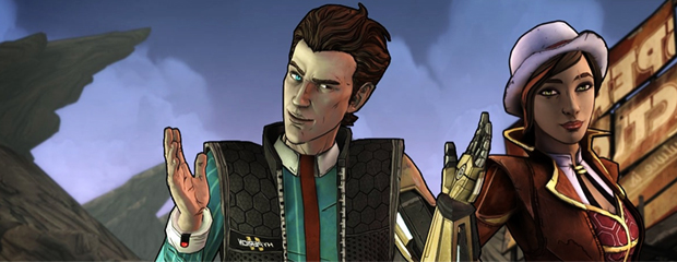 Tales from the Borderlands header
