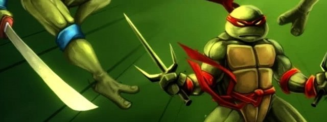 TMNT: Turtles in Time Re-Shelled header