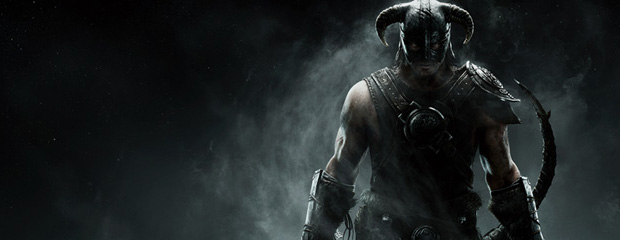 The Elder Scrolls V: Skyrim header