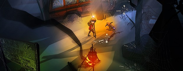 The Flame in the Flood  header