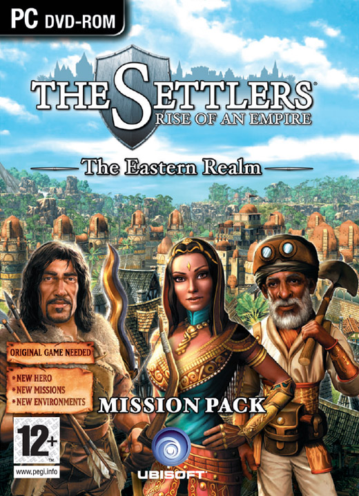 The Settlers: Rise of an Empire-The Eastern Realm