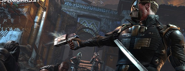 The Technomancer header