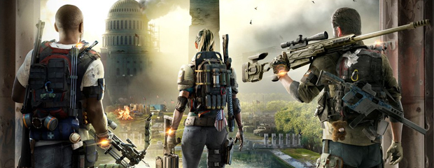 Tom Clancy's The Division 2 header