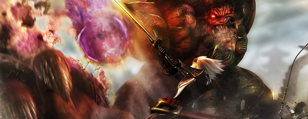 Toukiden: The Age of Demons header