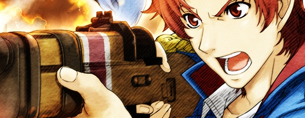 Valkyria Chronicles 2 header