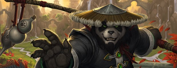 World of Warcraft: Mists of Pandaria header