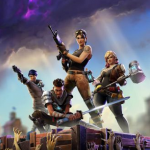 Vliegen in Fortnite met Air Royale-modus