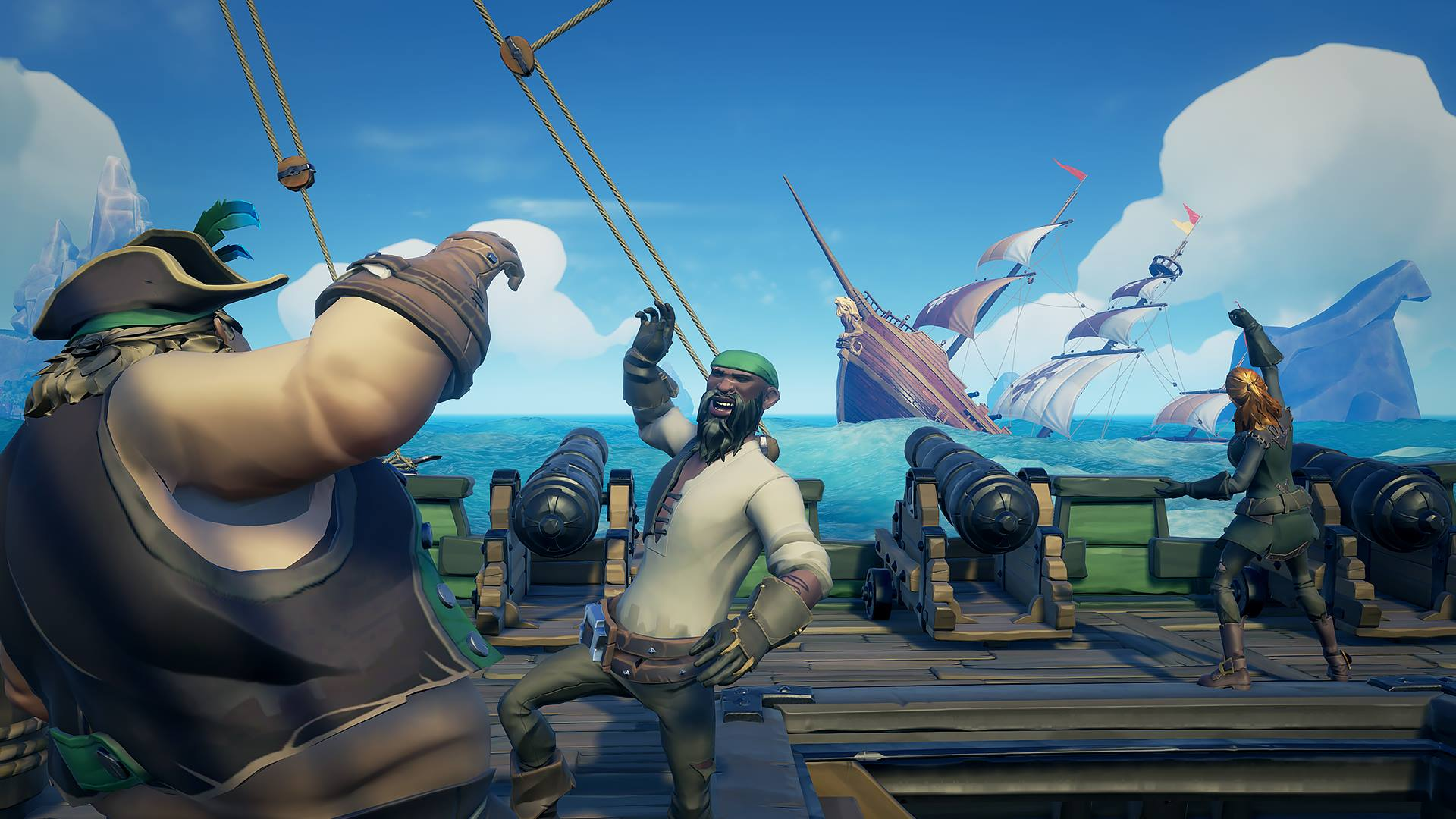 Komt Battle Royale ooit naar Sea of Thieves?