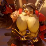 Overwatch gooit flinke rework voor Torbjörn in September 2018 Update