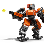 Eerste LEGO Overwatch set is Omnic Bastion