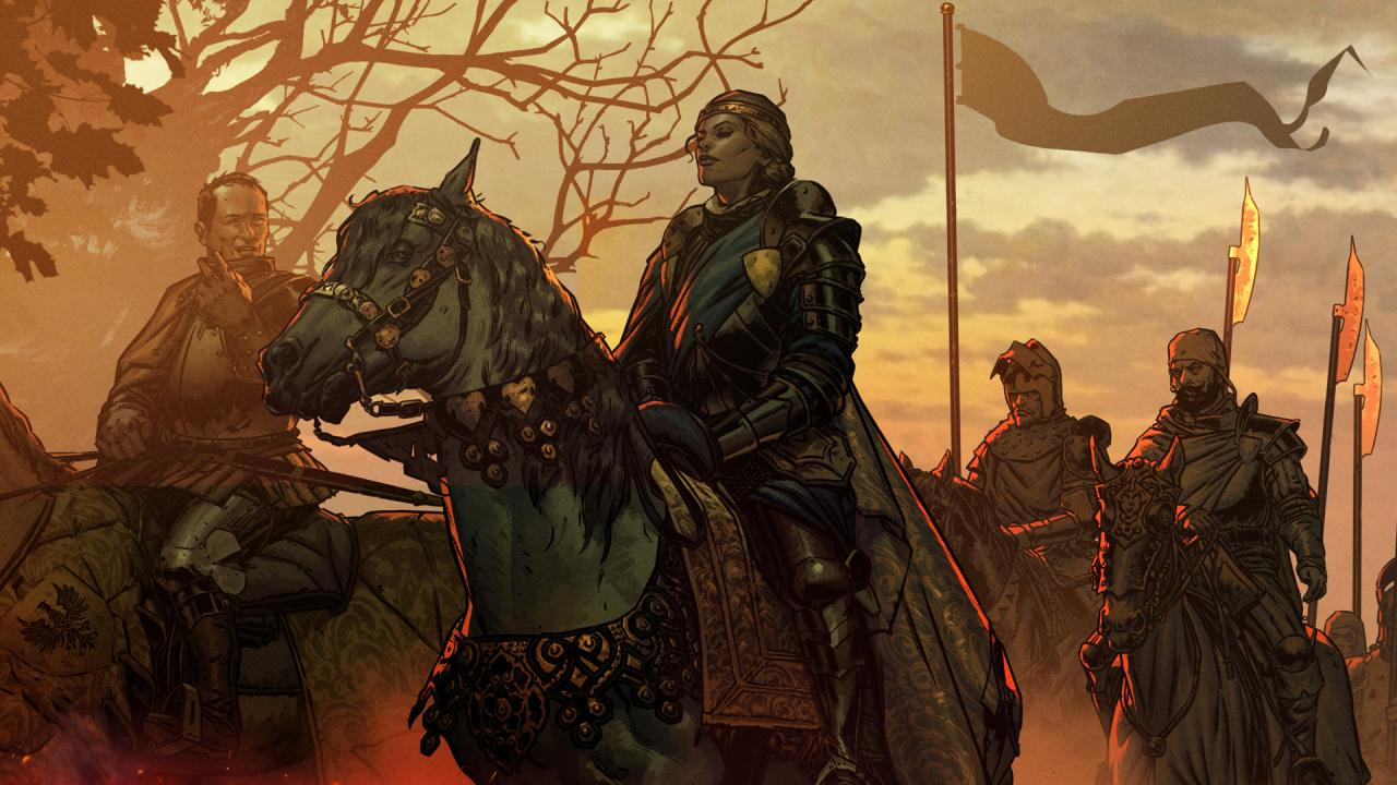 Review: Thronebreaker: The Witcher Tales