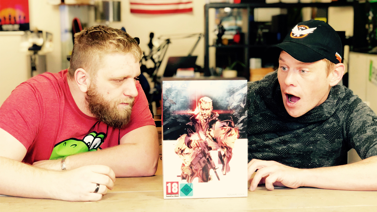 Unboxing: Left Alive Special Edition