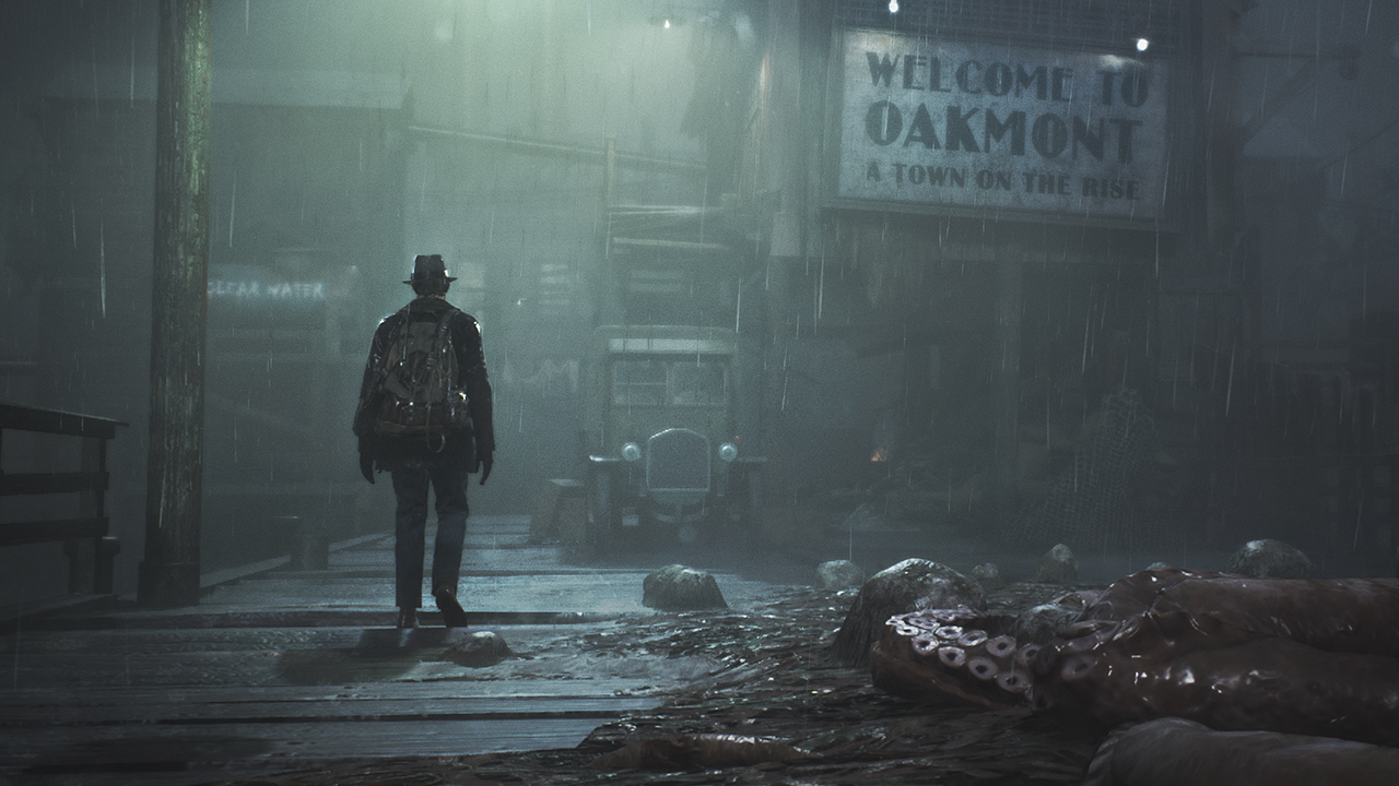 Preview: The Sinking City