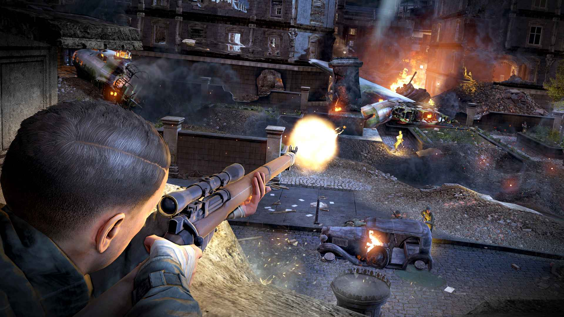 Review: Sniper Elite V2 Remastered