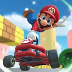 Multiplayer-beta Mario Kart Tour in december