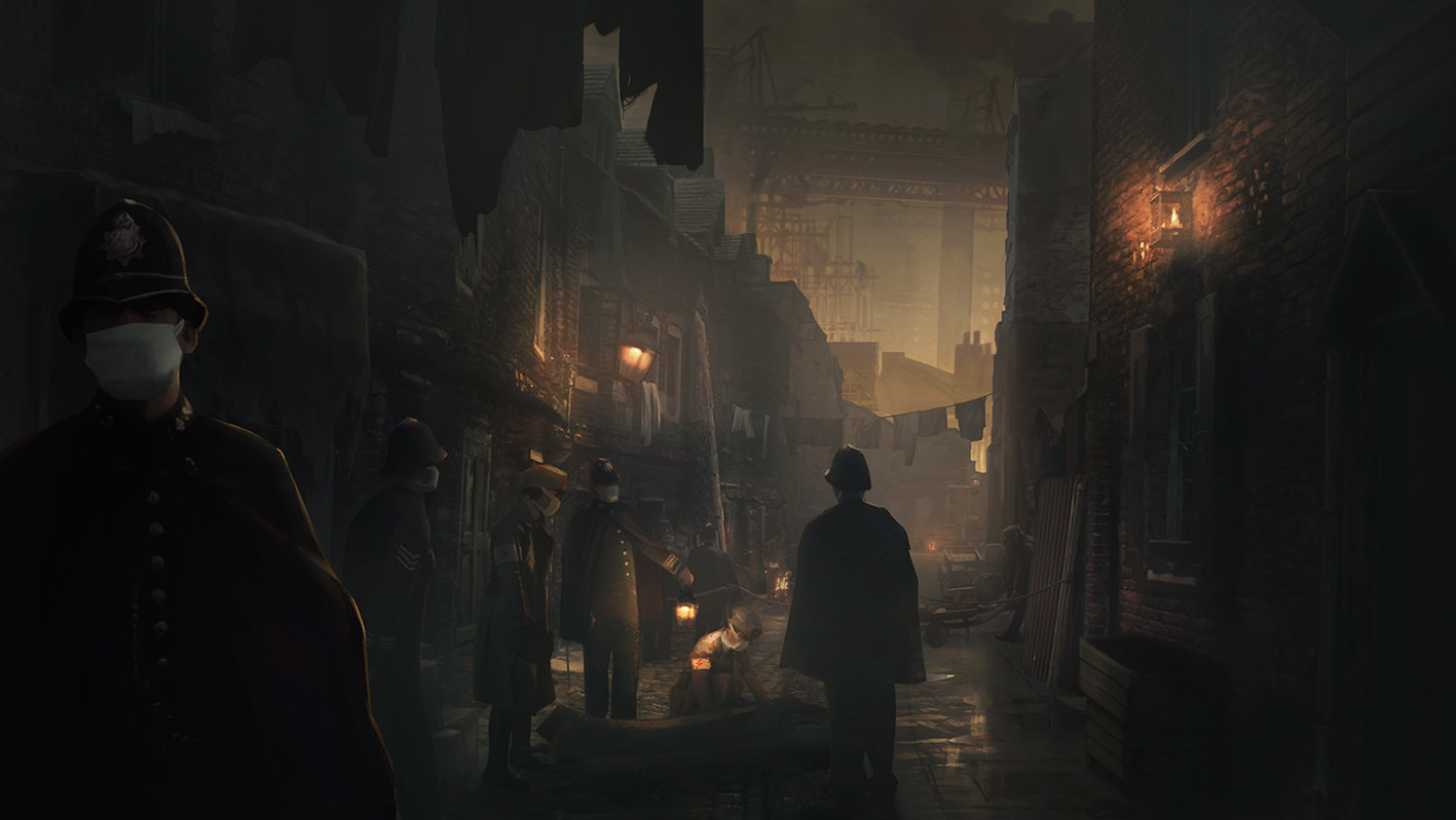 Review: Vampyr (Nintendo Switch)