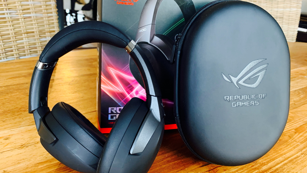 Review: Asus ROG Strix Go 2.4 headset voor Nintendo Switch en meer