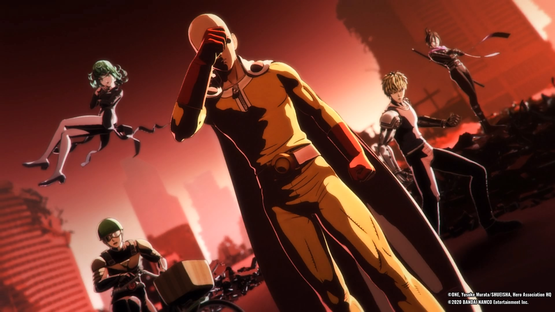 Review: One Punch Man: A Hero Nobody Knows