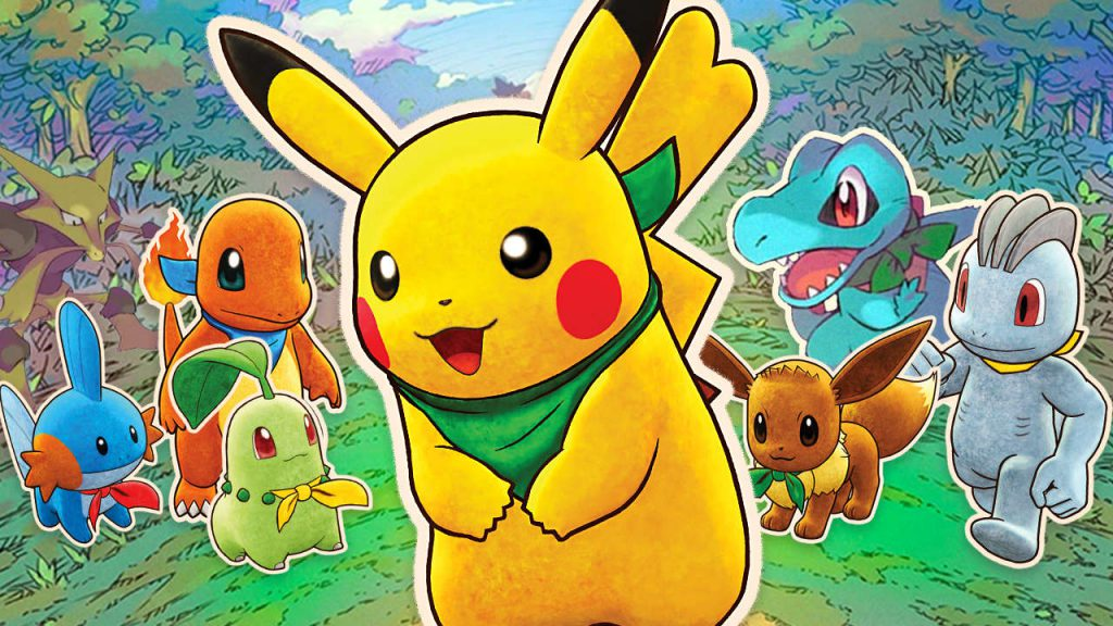 Review: Pokémon Mystery Dungeons Rescue Team DX