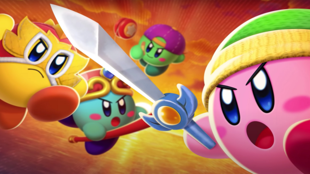 Review: Kirby Fighters 2
