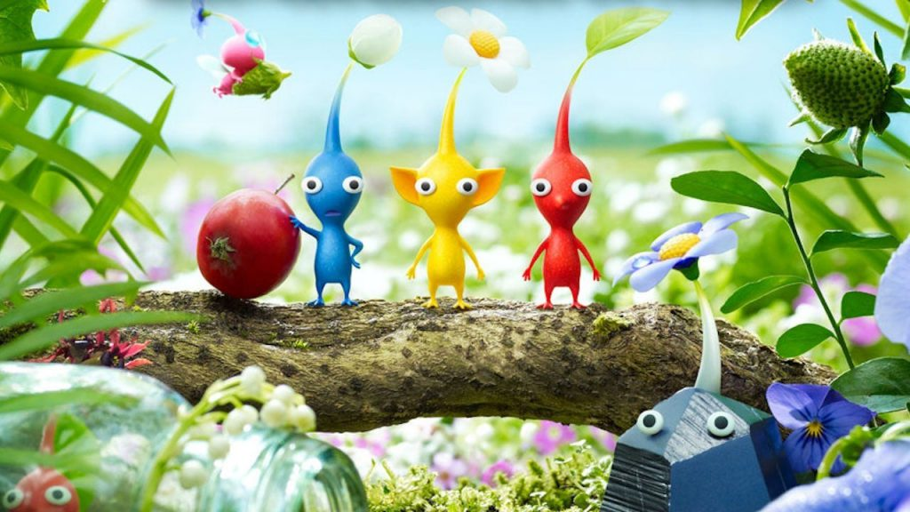 Review: Pikmin 3 Deluxe