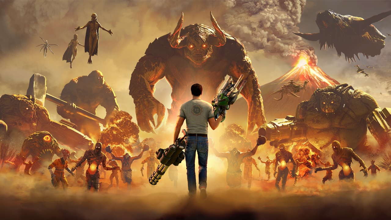 Review: Serious Sam 4