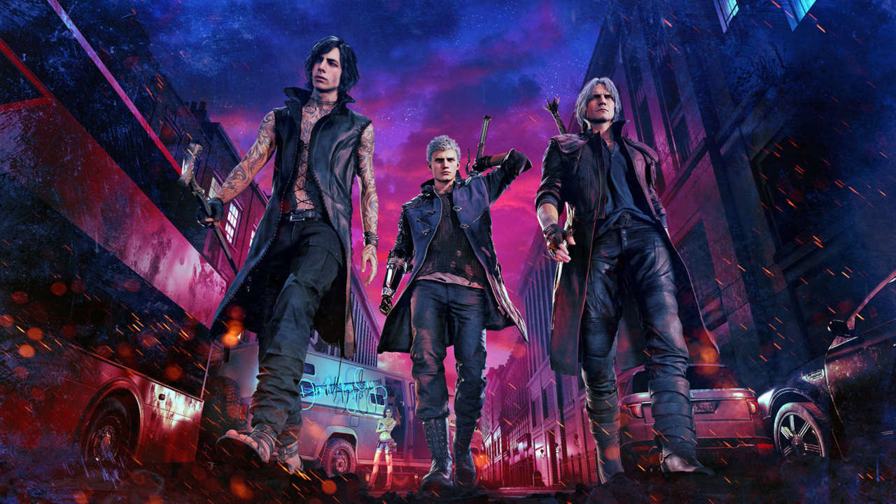 Review: Devil May Cry 5 Special Edition